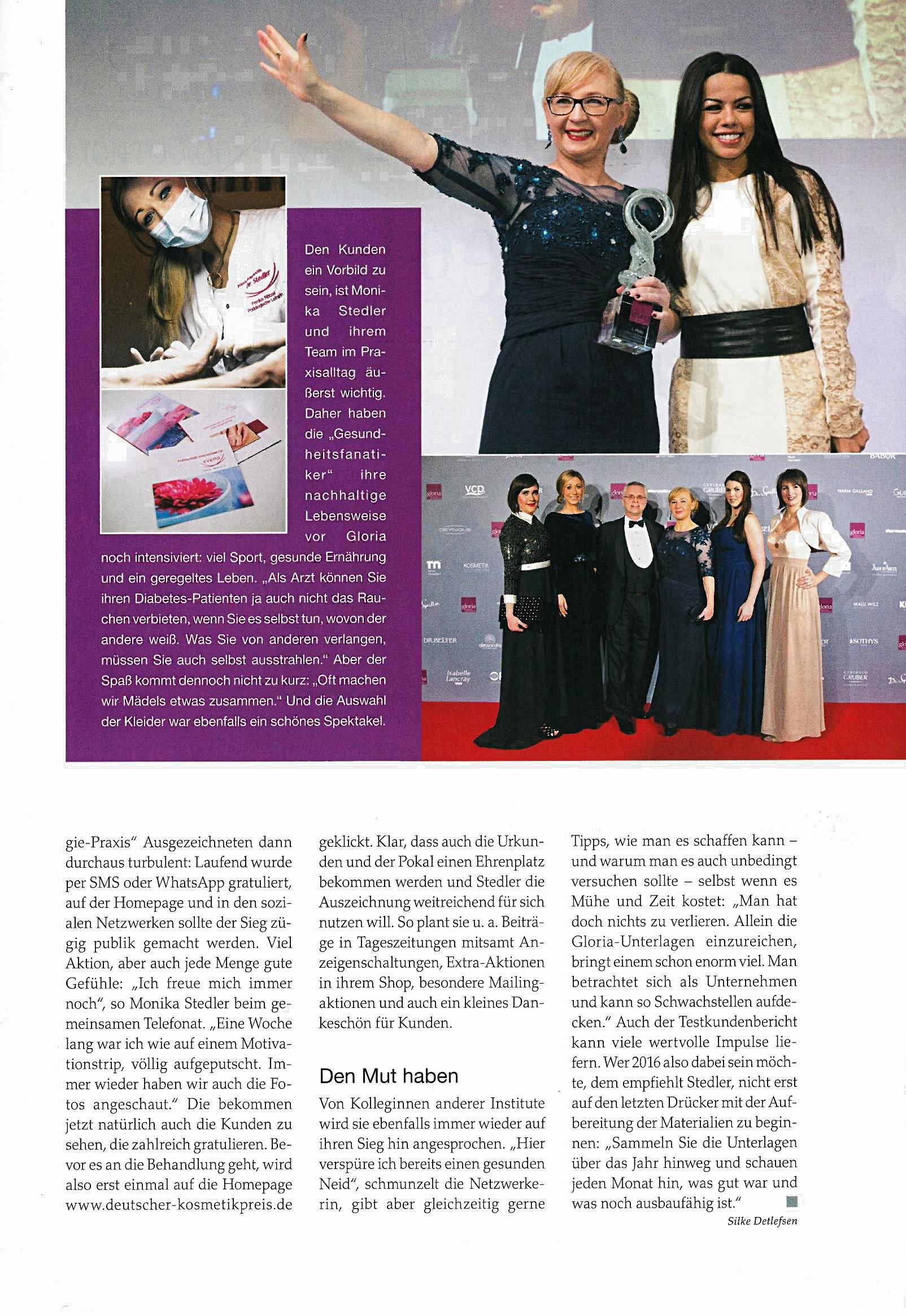 Sonderausgabe 2/2015 Kosmetik International Das Event, S. S.39